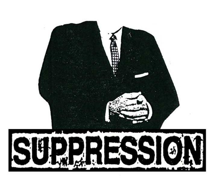 suppression band 2018