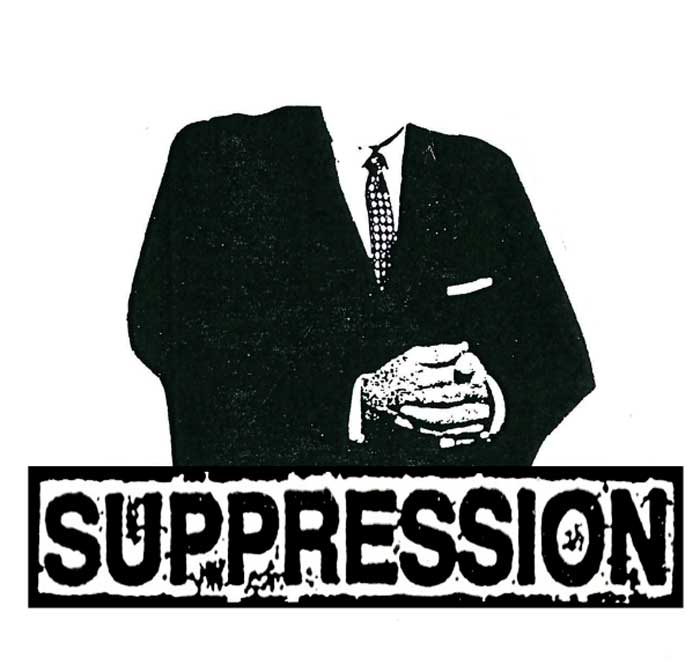 suppression band 2018