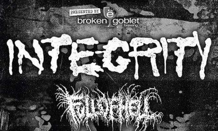 decibel metal beer pre show 2019