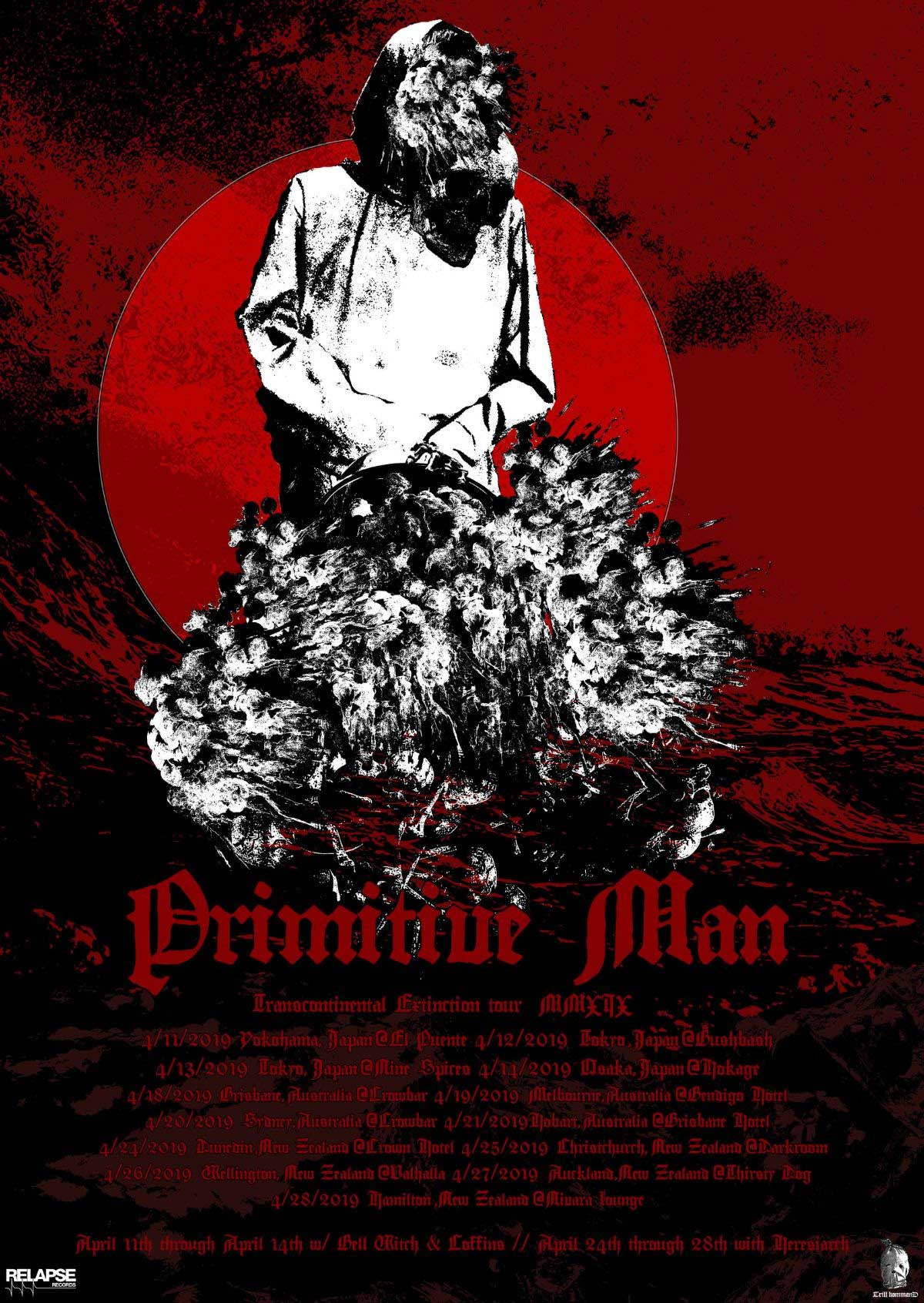 primitive man 2019 tour dates