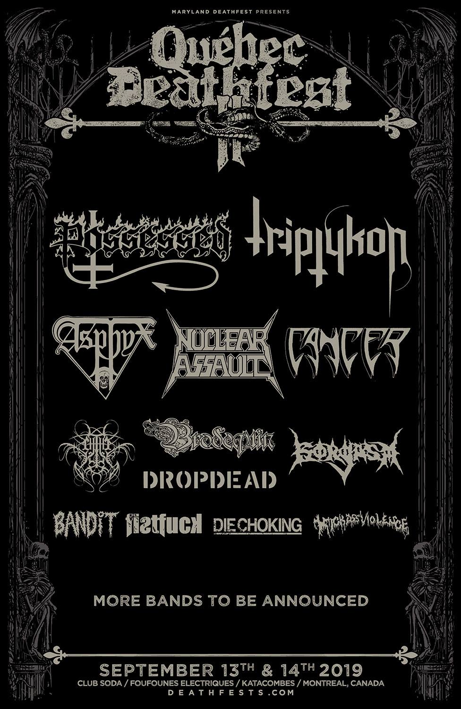 quebec deathfest 2019